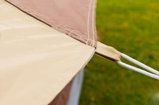 Cookies and Cream Bell Tent