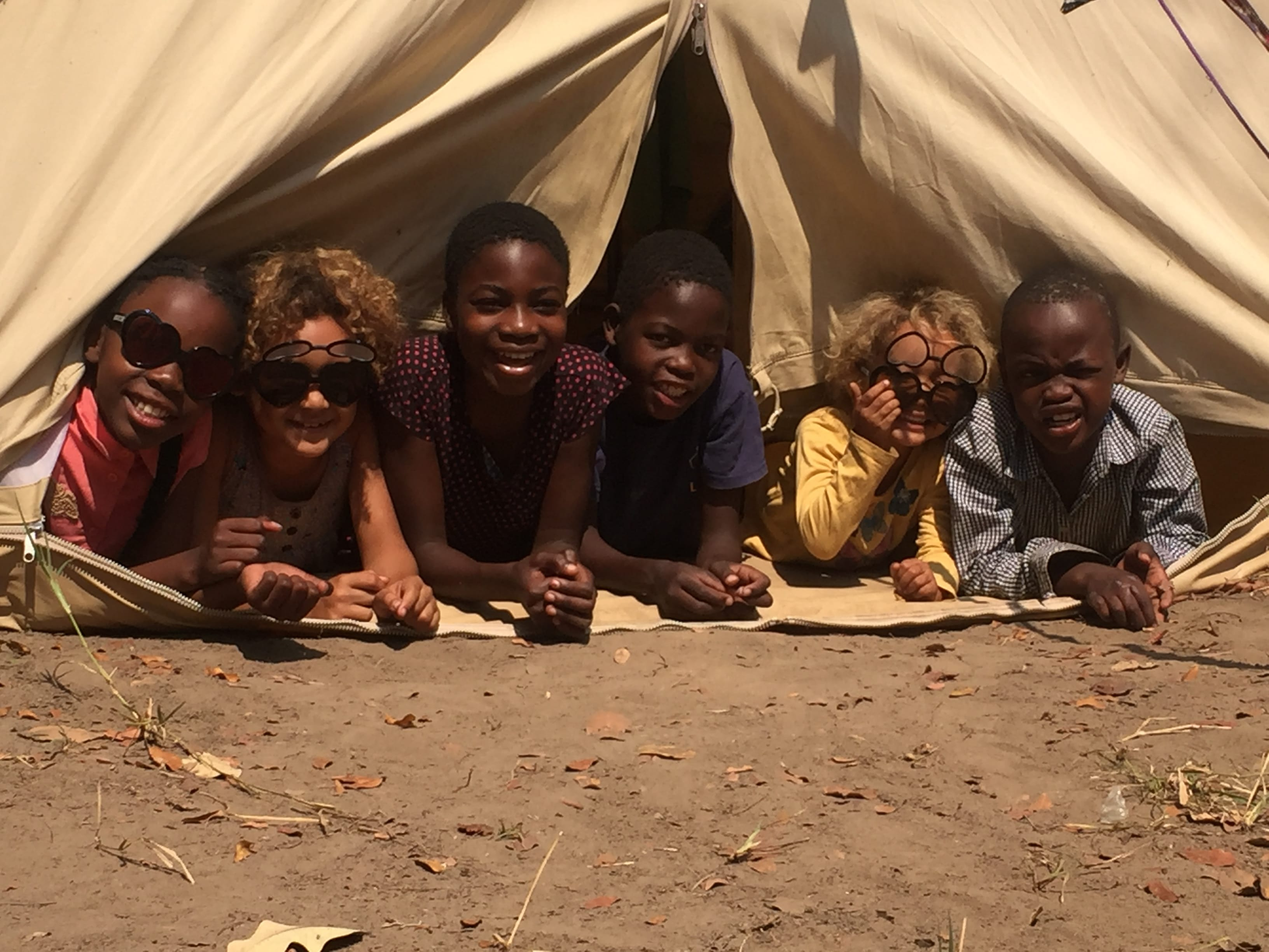 Boutique Camping Supports Malawi