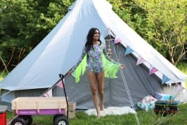 Oxford Canvas Bell Tent