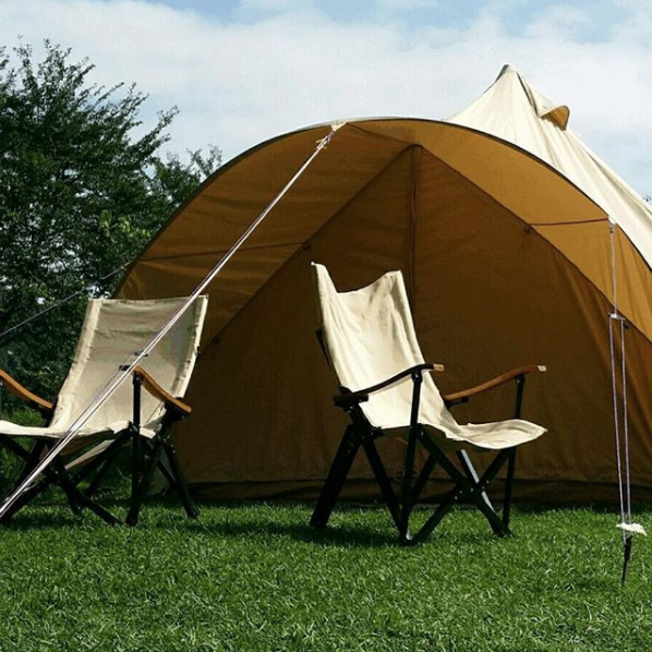 Check out our Star Bell Tent!