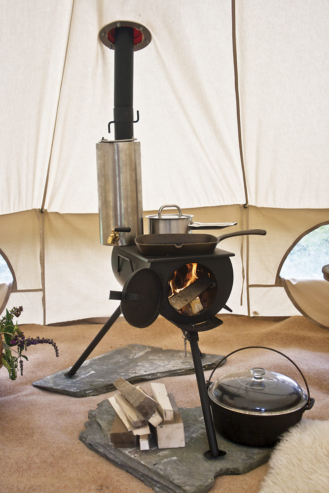 Bell Tent Wall Exit Matt Black Flue System Kp Stoves & Bell Tent Stove And Flue For Sale - Best Stove 2017