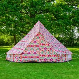 3m Weekender Polyester Bell Tent - L.O.M Collaboration