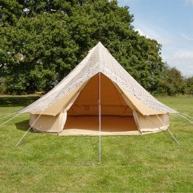 4m Bell Tent Protector Cover - Aztec