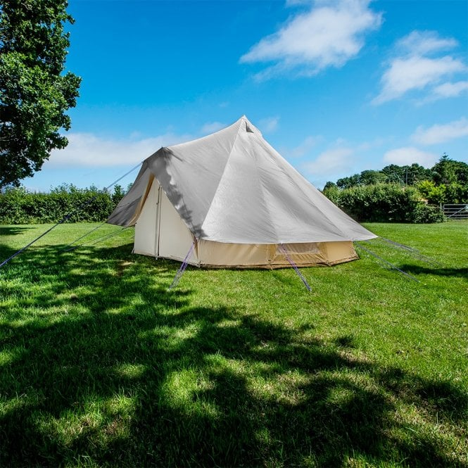 4m Reflective Bell Tent Protector Cover