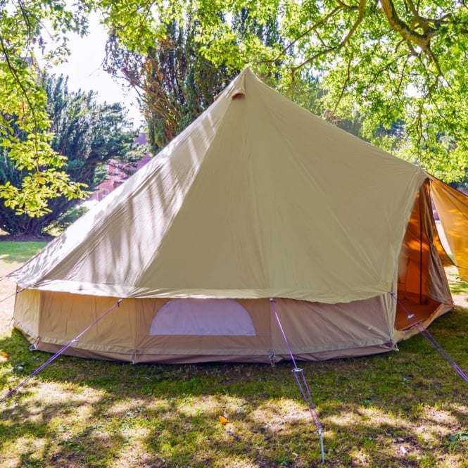 Karma Canvas 5m Zig Bell Tent Reviews And Details & Bell Tent 4m Or 5m - Best Tent 2017