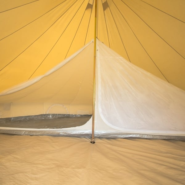 5m Inner Tent For A Bell Tent Double Compartment