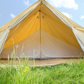 Boutique Camping 6m Inner Tent for a Bell Tent - Double Compartment