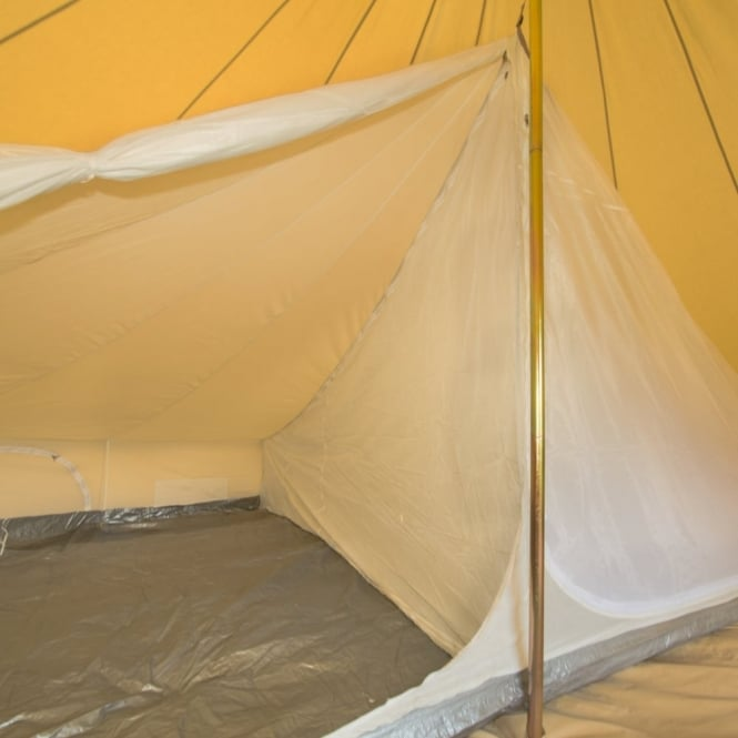 7m Inner Tent for a Bell Tent - Double Compartment & 7m Inner Tent for a Bell Tent - Double Compartment - Tents from ...