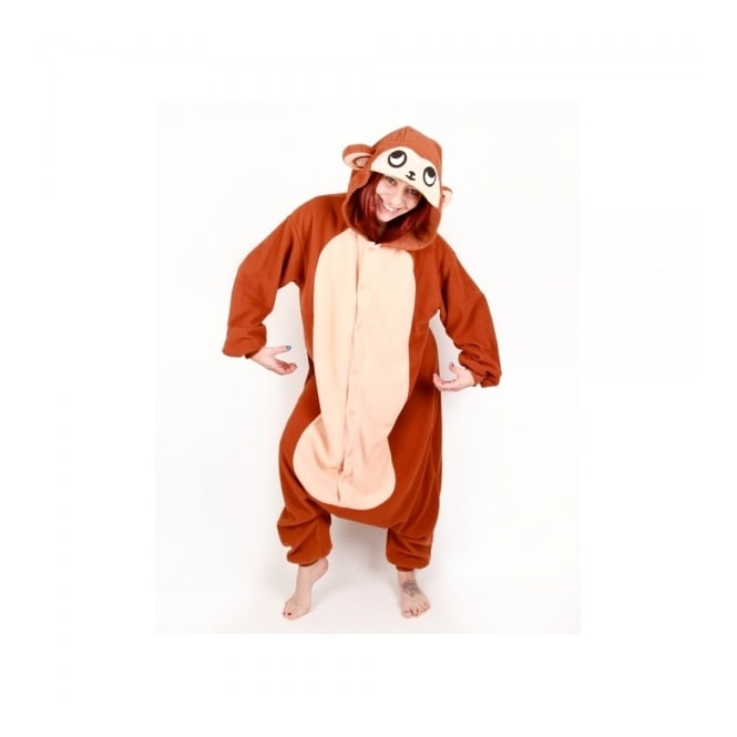 Animal Onesie - Monkey