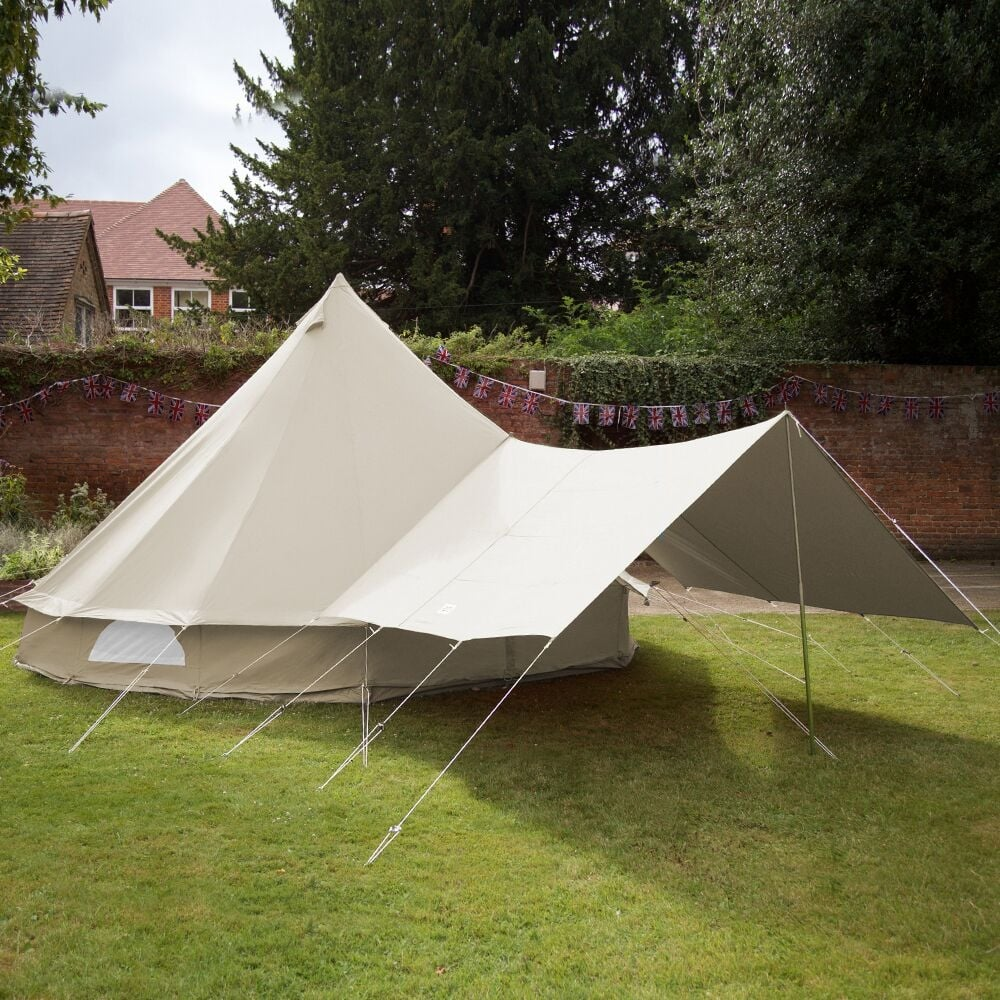 Bell Tent Canopy Awning