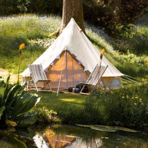 Bell Tent - Fire Retardant Cotton 320gsm