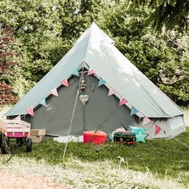 Bell Tent - Oxford 230gsm - Grey