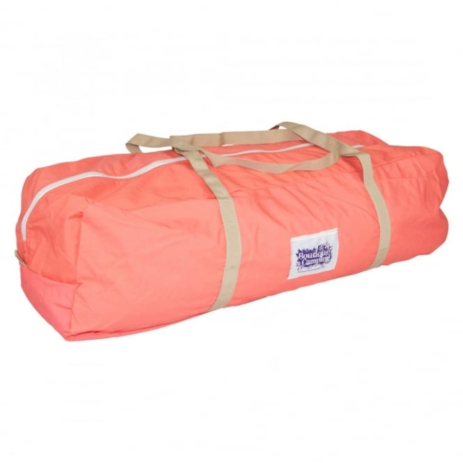 Bell Tent Spare Bag - Coral Red