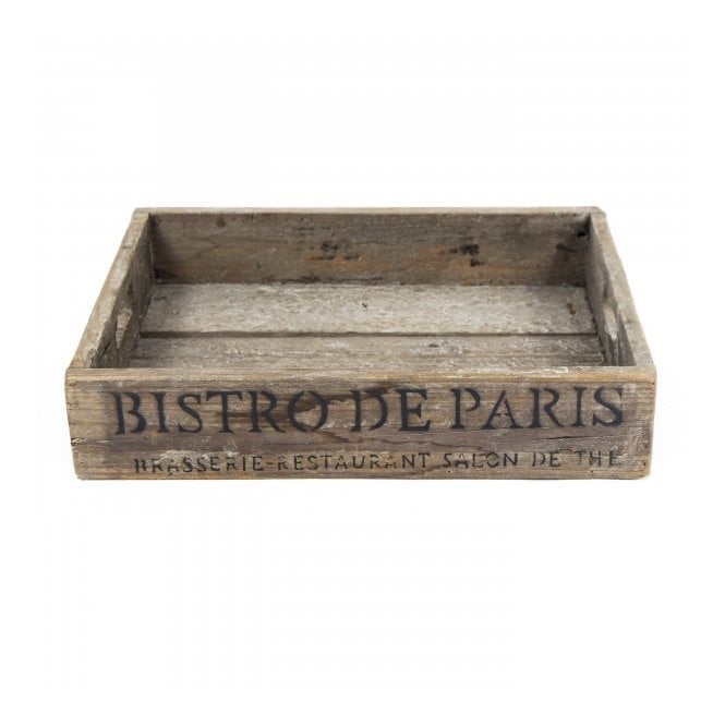 Bistrot de Paris Crate