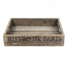 Boutique Camping Bistrot de Paris Crate