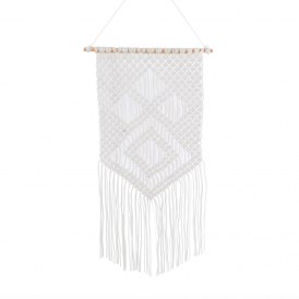 Sass and Belle Boho Macramé Banner Hanging Decoration