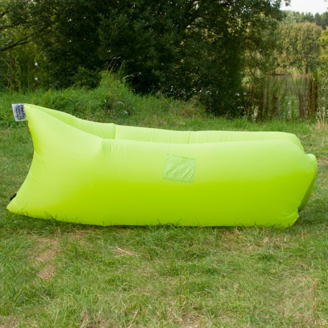 Boutique Lounge Bag - Lime Green