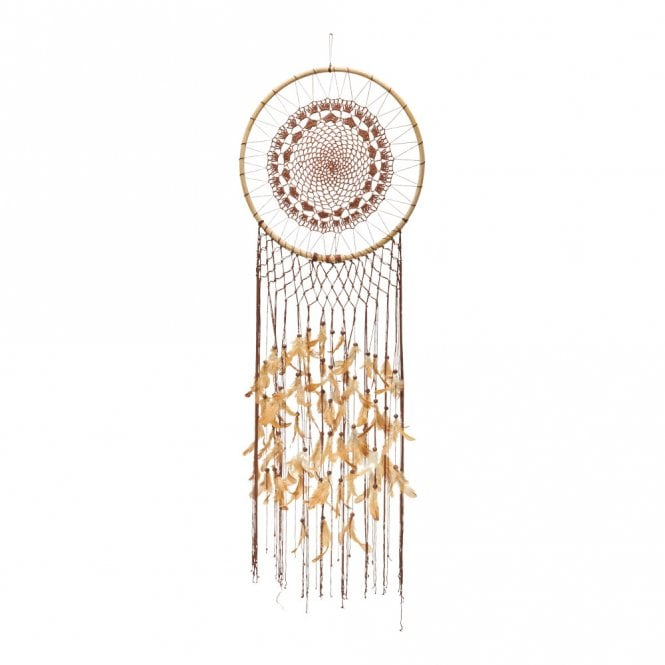 Brown Boutique Dreamcatcher