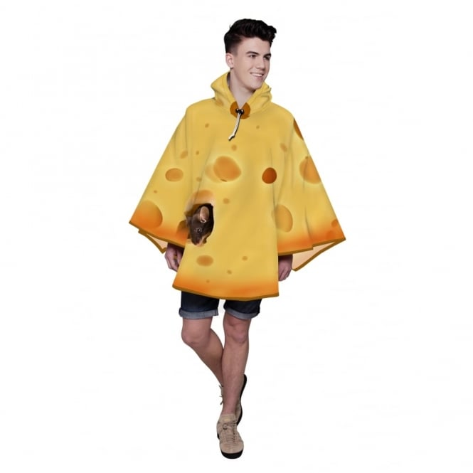 Cheese Please Poncho