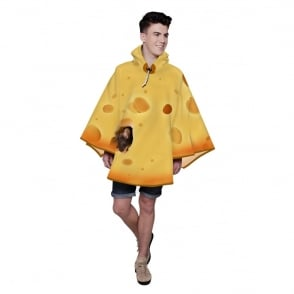 FieldCandy Cheese Please Poncho