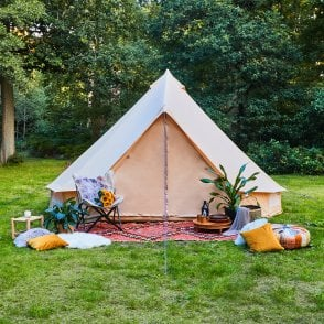 Classic Bell Tent - Canvas