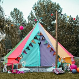 Boutique Camping Classic Bell Tent - Oxford