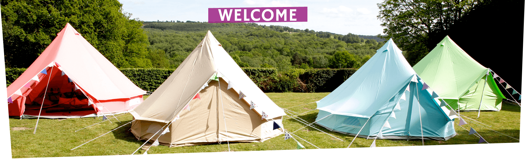Welcome to Boutique Camping