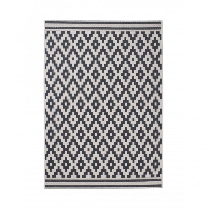 Cottage Rug - Black