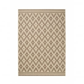 Cottage Rug - Natural/Brown