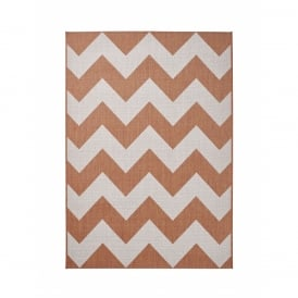 Cottage Rug - Terracotta