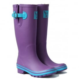 Eggplant Obsession Wellies