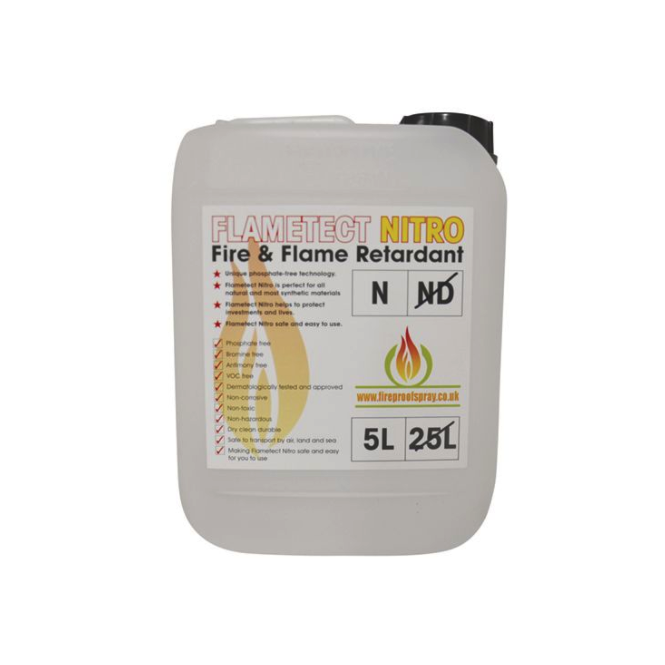 Flametect Nitro D Fireproofing