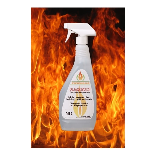 Flametect Nitro D Fireproofing Spray 750ml