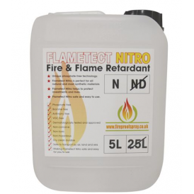 Flametect Nitro Fireproofing Spray 5L