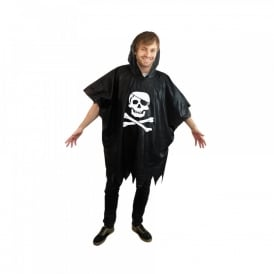Fun Festival Poncho - Pirate