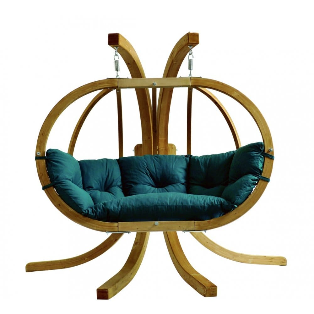 globo royal chair hammock green amazonas from boutique camping uk. Black Bedroom Furniture Sets. Home Design Ideas