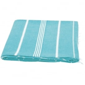 Hammam Throw Turquoise
