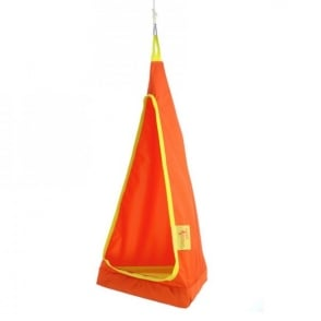 FieldCandy Hang-About Junior - Orange and Yellow