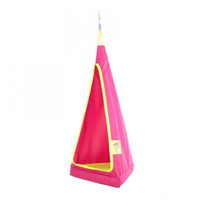 Hang-About Junior - Pink and Yellow