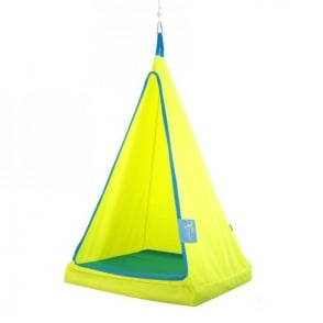 FieldCandy Hang-About - Yellow and Blue