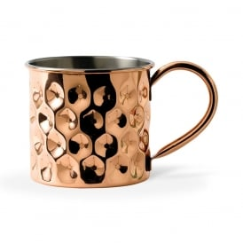 Boutique Camping  Hendrix Solid Copper Dented Mug