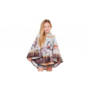 FieldCandy Hold your Horses Kids Poncho