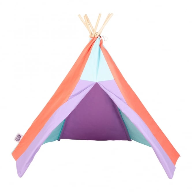 Kid's Rainbow Teepee