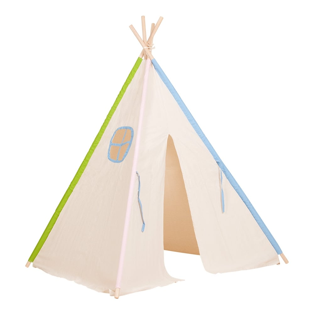 Kids Teepee Tent Lemon