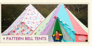 Pattern Bell Tents