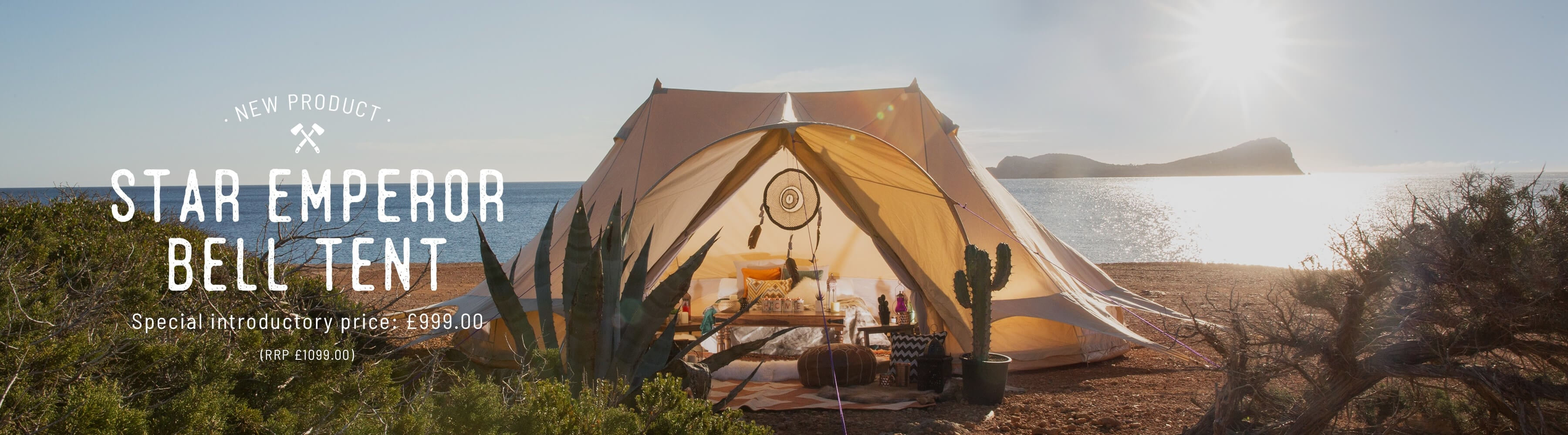 The Emperor Tent