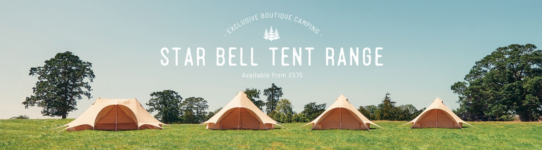 Star Bell Tent Collection