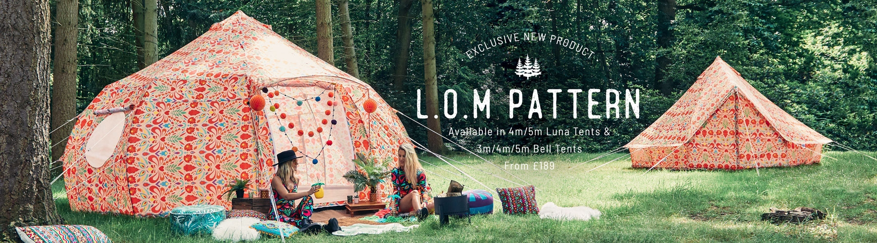 LOM Pattern Design Collection
