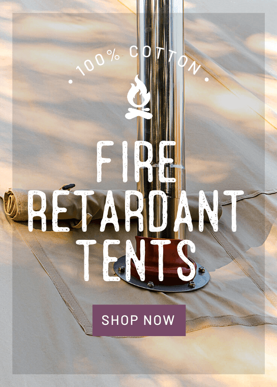 FIRE TENTS MENU