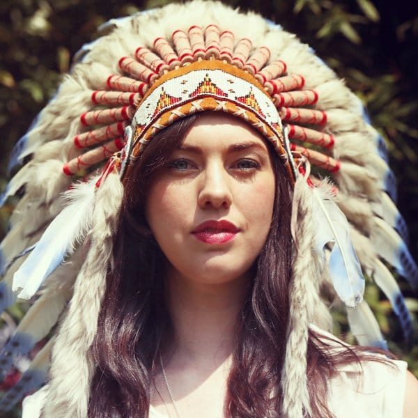 View All Boutique Camping   Native American Feather Headband